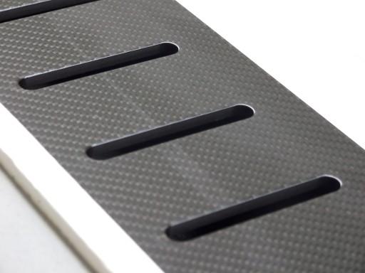Carbon Fiber Tenderbay Grates